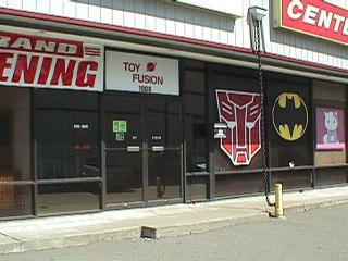 We Are Continuing To Grow The Online Business With Plans Eventually Reopen Another Storefront In Sacramento California Toy Fusion Believes